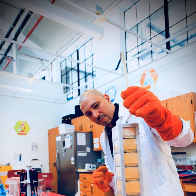 Dr. Andre Samuel