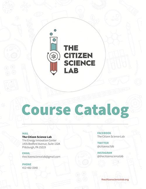Citizen Science Lab Course Catalog