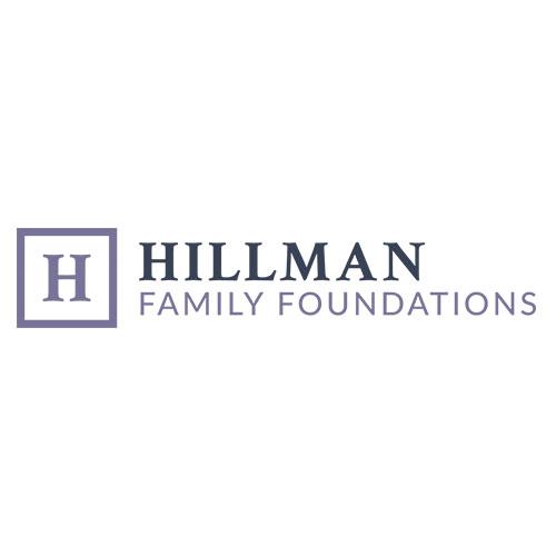 Citizen Science Lab Sponsor Hillman Family Foundation