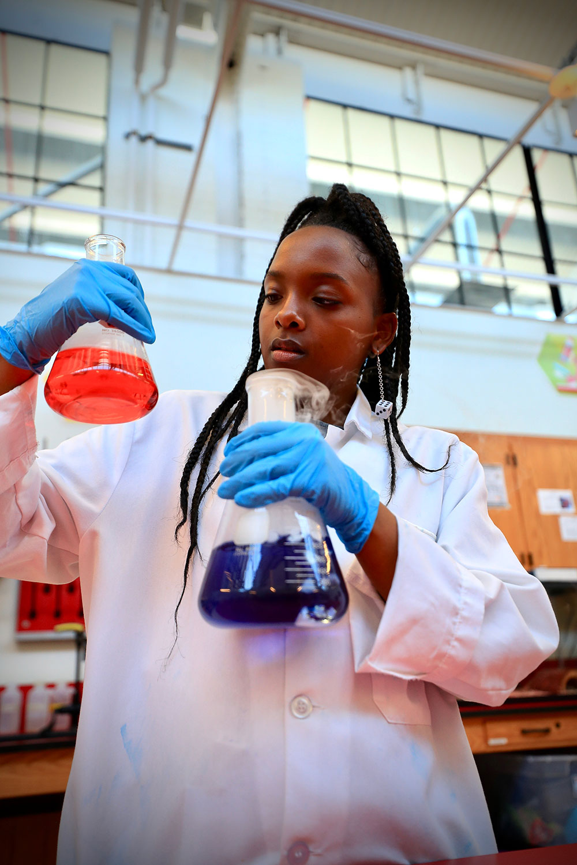 Citizen Science Lab Team Jayde Payne